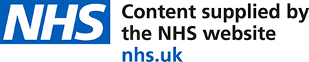 image of NHS content logo